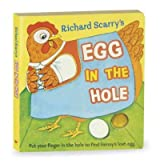 (RICHARD SCARRY'S EGG IN THE HOLE) BY SCARRY, RICHARD(AUTHOR)Hardcover Jan-2011