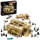 LEGO Star Wars: A New Hope Mos Eisley Cantina 75290 Building Kit; Awesome Construction Model for Display, New 2021 (3,187 Pieces) (Color: Multicolor)