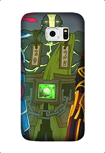 Customize Samsung Galaxy S6 Edge Plus/S6 Edge+ Case, spirit brothers dota 2 art Game On Cover Protector TPU For Samsung Galaxy S6 Edge Plus/S6 Edge+ Design by [David Reed]