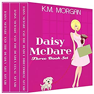 Daisy McDare Three Book Set Audiobook