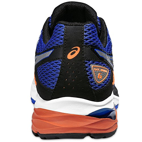 silver Uomo Blue Scarpe Blue Gel Ai17 Orange 6 hot Kumo Asics silver T618n Black w0qCYx