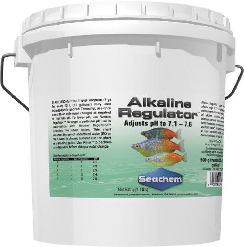 Alkaline Regulator, 4 kg / 8.8 lbs