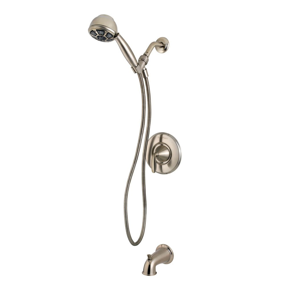 Pasadena Single-Control Tub/Shower Faucet - Shower Systems - Amazon.com