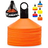 Pro Disc Cones (Set of 50) - Agility Soccer...