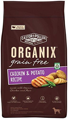 Castor Pollux Organix Grain Free Recipe Chicken Potato 4 lb