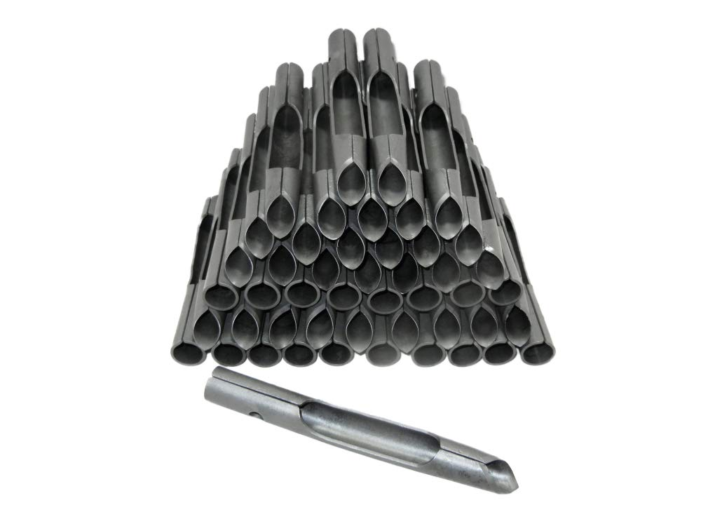 proven part Replacement Aerator Core Tines Set of 48 Exmark 121-4894 126-026 373-017 Closed Spoon 1/2 Inch by proven part