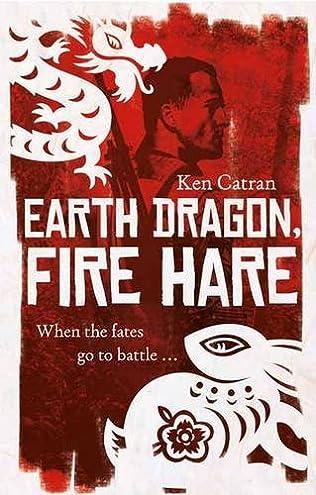 book cover of Earth Dragon, Fire Hare