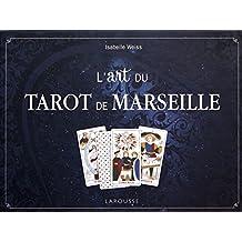 ART DU TAROT DE MARSEILLE (L') (COFFRET)