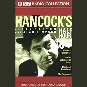 Hancock's Half Hour 6 Radio/TV Program