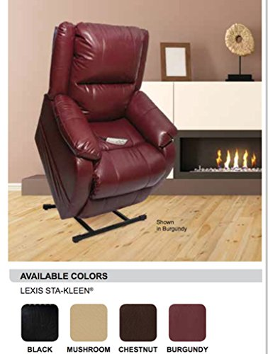 Pride Home Decor Collection Lift Chair Recliner, NM-455-3 Position, Best for 5'4
