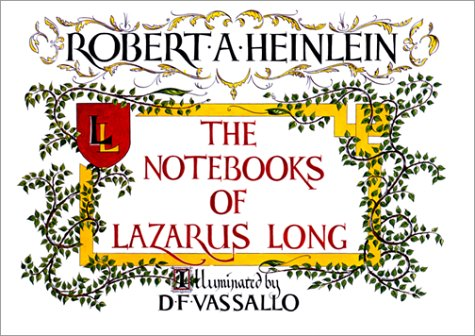 The Notebooks of Lazarus Long ebook