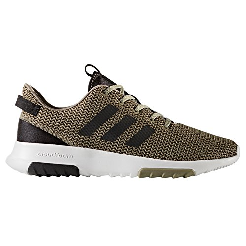 adidas NEO Men's CF Racer TR Running Shoes, Trace Olive/Black/Trace Cargo, (12 M US)