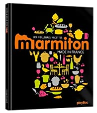 Made in France ! Les meilleures recettes de Marmiton par Play Bac