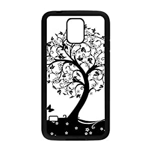 Love Tree Hight Quality Plastic Case for Samsung Galaxy S5