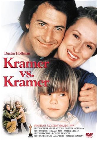 Poster of Kramer vs Kramer 1979 BRRip Dual Audio 480p 400Mb Watch Online hindi English Free Download Worldfree4u