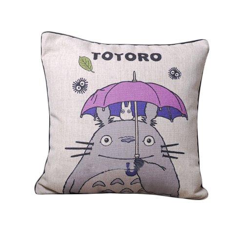 Cojines con Totoro MemoryCapital paraguas cojines ...