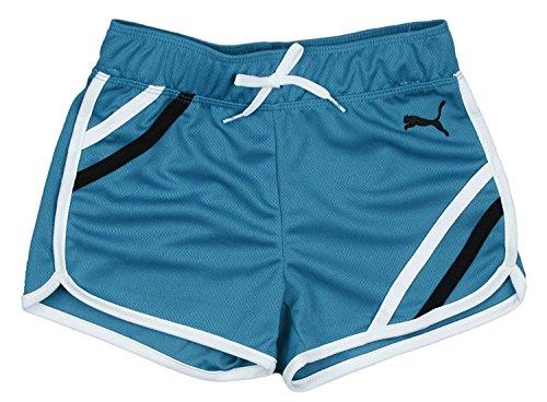 Capri Breeze 5 Mesh Gym Little Girls abbigliamento Puma Shorts n6XZw0Y6q