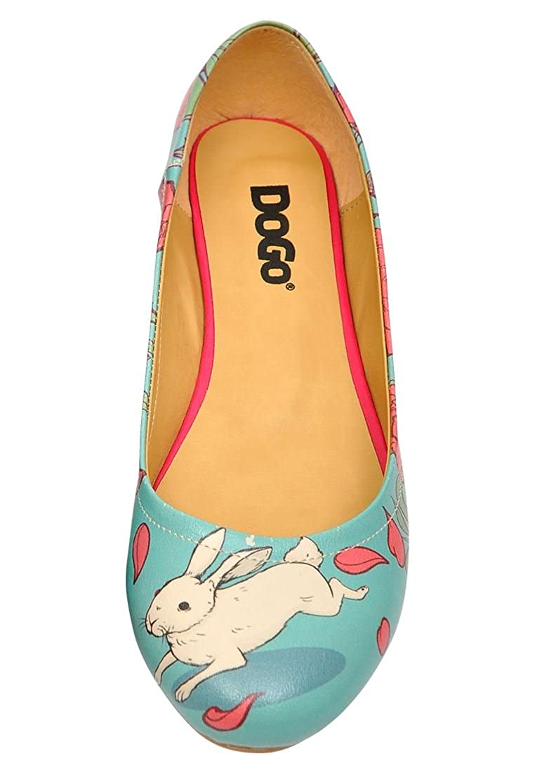 DOGO Ballerina Be Brave, Little Rabbit: : Schuhe