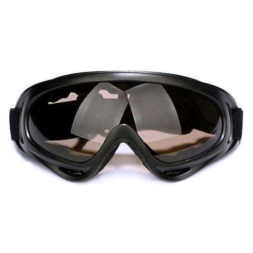 SAOJI Winter Windpr oof Gafas de esquí Gafas Gafas Moto de Nieve ...