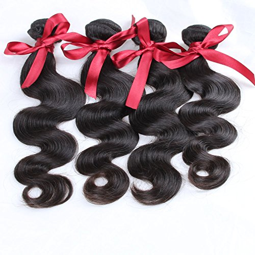 Virgin Eurasian Body Wave Hair Bundle Eurasian Hair Extension Unprocessed Human Hair Weave 22 24 26inch Natural Color