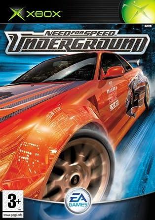 Amazon Com Need For Speed Underground Xbox By Electronic Arts