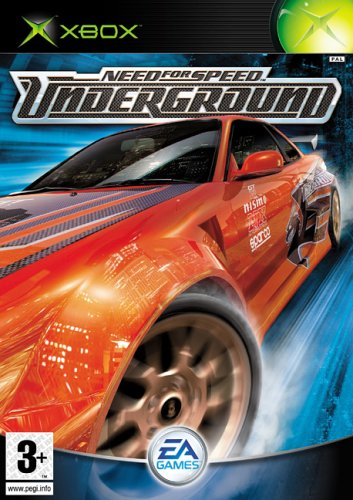 Amazon Com Need For Speed Underground Xbox By Electronic Arts