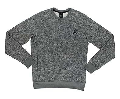 Jordan Aj Xx9 French Terry Crew Sweatshirt Mens Style : 628019