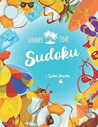 Summertime Sudoku: 200 Challenging 6x6 Sudoku Puzzles ()