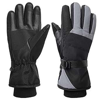 Amazon.com: Women Waterproof Windproof Ski Gloves~3M