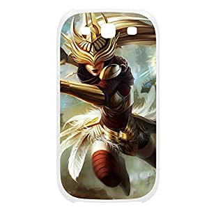 Syndra-002 League of Legends LoL case cover Samsung Galaxy Note4 Plastic White