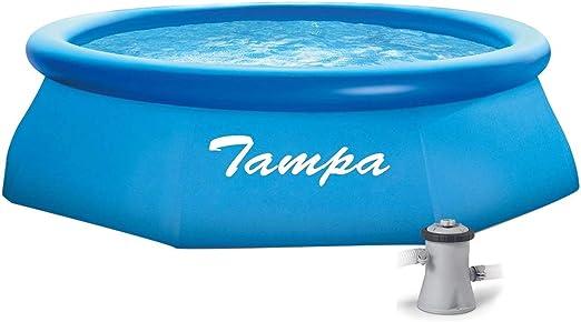 Marimex Tampa Piscina, Piscina Hinchable para el jardín con ...