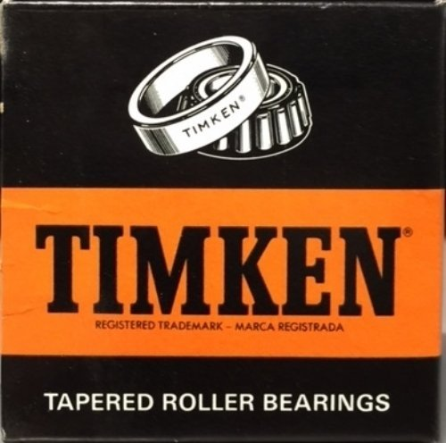 Timken 2381 Tapered Roller Bearing, Single Cone, Standard Tolerance, Straight Bore, Steel, Inch, 0.9375