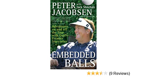 Amazon Com Embedded Balls Peter Jacobsen Jack Sheehan Books