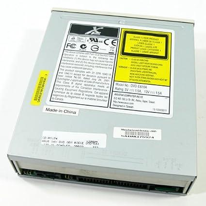 Asus DVD-E616A2 Driver