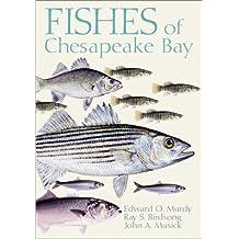 Fishes Of Chesapeake Bay Pb