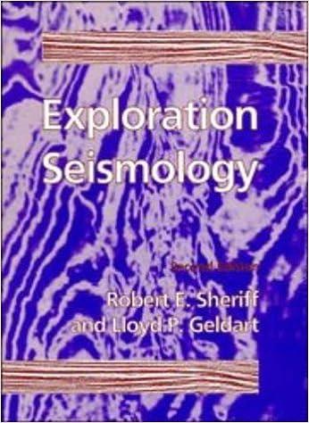 EXPLORATION SEISMOLOGY SHERIFF EBOOK DOWNLOAD