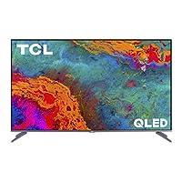 TCL 55″ 5-Series 4K UHD Dolby Vision HDR QLED Roku Smart TV – 55S535