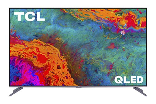 TCL 75-inch 5-Series 4K UHD Dolby Vision HDR QLED Roku Smart TV - 75S535, 2021 Model