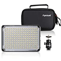Aputure Amaran AL-H198 High CRI 95+ LED Video Light for Canon Nikon Olympus Camcorder (AL-h198)
