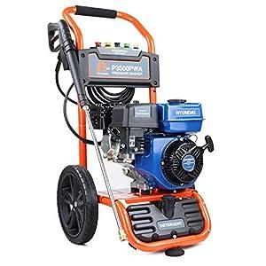 P1PE P3500PWA P1 Powerful, 2990 PSI, IC210 7HP 212cc 4 Stroke, 2 Year Warranty, Petrol Jet, 4X Quick Release Nozzles…