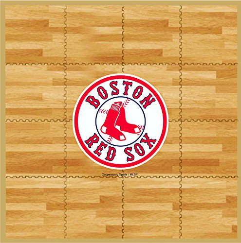 Boston Red Sox Tailgater Mat - 2