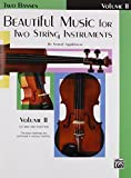 Beautiful Music for Two String Instruments - Book II - String Bass