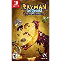 Deals on Rayman Legends Definitive Edition Nintendo Switch