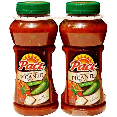 (Pace The Original Picante Sauce Mild, 2 Count)