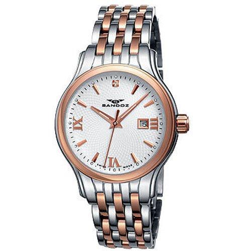 Reloj Sandoz Legendaire 81264-70 Mujer Nácar