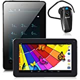 inDigi® Phablet 7 Android 4.2 Tablet Phone - GSM Unlocked - AT&T T-Mobile Straightalk
