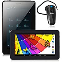 inDigi Phablet 7in Android 4.2 Tablet Phone Google Play Store - FREE Bluetooth Headset!
