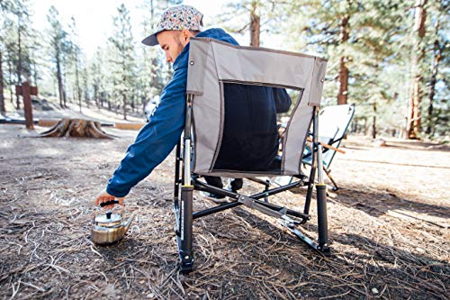 Gci Outdoor Firepit Rocker Portable Folding Low Rocking