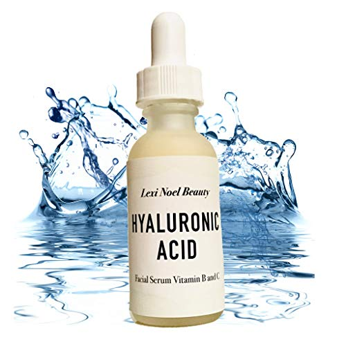 LNB Anti Aging Anti Wrinkle Facial Serum Natural and Organic Ingredients Paraben Free, Vegan Best Vitamin C Serum for Skin Available in 1 fl oz and 2 fl oz (1 oz)