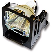 Original Bulb and Generic Housing for Mitsubishi 915D035O20 Replace 915D035O20, VLT-XL5950LP Projector Lamp